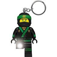 LEGO Ninjago Lloyd svítící figurka - Kľúčenka