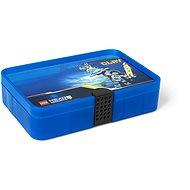 LEGO Nexo Knights úložný box s priehradkami – modrý - Úložný box