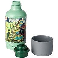 LEGO Ninjago fľaša na pitie – army zelená - Fľaša na vodu