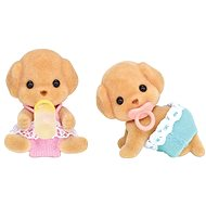 Sylvanian Families Baby Poodles Twins - Figúrky
