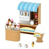 Sylvanian Families Obchod s točenou zmrzlinou - Herná sada