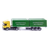Siku Super – LKW kamión s 2 kontajnermi