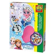 SES Frozen – zažehľovacie koráliky - Kreatívna súprava