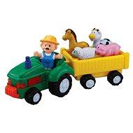 Farmársky traktorček - Súprava figúrok