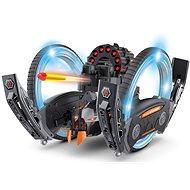 Bojový robot sivý - RC model