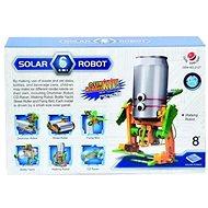 Robot solárny 6 v 1 - Elektronická stavebnica
