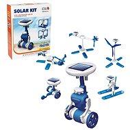 Solárna súprava 6 v 1 - Elektronická stavebnica