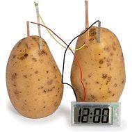 Zemiakové hodiny - Elektronická stavebnica