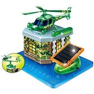 Solárna helikoptéra Greenex - Vrtuľník