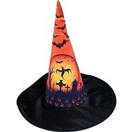 Rappa Klobúk Halloween - Doplnok ku kostýmu