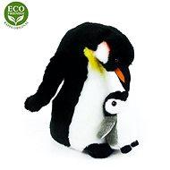 Rappa Plyšový tučniak s mláďaťom - Plyšová hračka