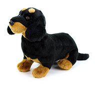 Rappa Plyšový jazvečík sediaci - Plyšová hračka
