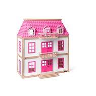 Domček pre bábiky Woody Vila Wisteria