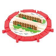 Woody Príslušenstvo k dráhe - Veľká železnica, drevo/plast - Vláčikodráha