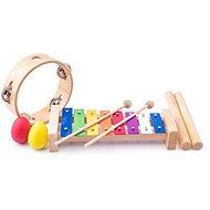 Woody Muzikálny set A - Hudobná hračka