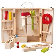 Woody Náradie v drevenom boxe - Didaktická hračka