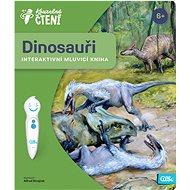Magické čítanie - kniha dinosaury - Kniha pre deti
