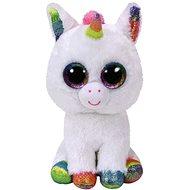 Beanie Boos Pixy – White Unicorn - Plyšová hračka