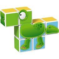 Magicube – Dinosaury - Magnetická stavebnica