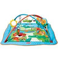 Tiny Love Hracia deka s hrazdou Kick & Play City Safari - Hracia deka