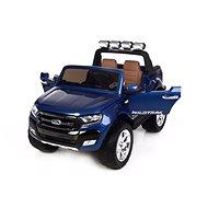 Ford Ranger Wildtrak 4x4 LCD Luxury, lakované modré - Detské elektrické auto