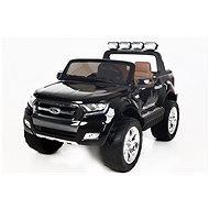 Ford Ranger Wildtrak 4×4 LCD Luxury, lakované čierne - Detské elektrické auto