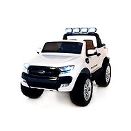 Ford Ranger Wildtrak 4x4 LCD Luxury, biele - Detské elektrické auto