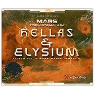Mars: Terraformácia - Hellas & Elysium - Rozšírenie spoločenskej hry