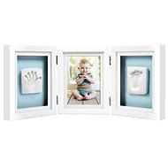Pearhead Babyprints Deluxe Desk Frame, white - Photo Frame