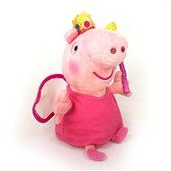 Peppa Pig – plyšová princezná Peppa 35,5 cm - Plyšová hračka
