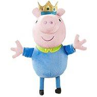 Peppa Pig – plyšový princ George 35,5 cm - Plyšová hračka