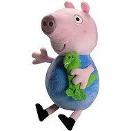 Peppa Pig – plyšový George s kamarátom 35,5 cm - Plyšová hračka