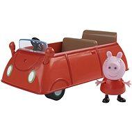 Peppa Pig – Rodinné auto + figúrka - Herná súprava