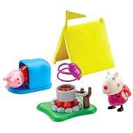 8ab57494f Peppa Pig – Kempingová súprava + 2 figúrky - Herný set