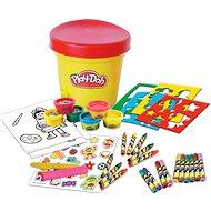 Play-Doh – Kreatívny kýblik - Kreatívna súprava