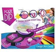 Magic Dip návrhárske centrum - Kreatívna súprava
