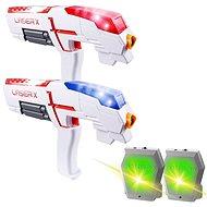 TM Toys Laser-X Pištoľ s infračervenými lúčmi – dvojitá súprava - Detská zbraň