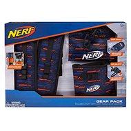 Nerf Elite set - bunda, pás a pás - Príslušenstvo k pištoli Nerf