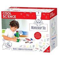 Cool Science Mikroskop 30× - Detský mikroskop