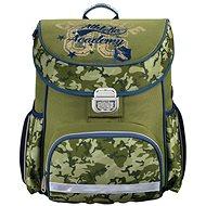Hama Aktovka Army - Školský batoh