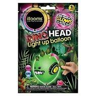 LED balóny - vytvor si svojho dinosaura - Herný set