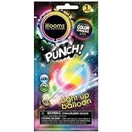 LED balóny - meniace farbu - Herný set
