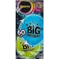LED balóniky – super size - Herný set