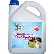 Fru Blu Velké bubliny náplň 3L - Príslušenstvo ku kreatívnej súprave