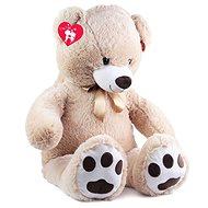 Rappa Veľký medveď Fido 100 cm - Plyšová hračka