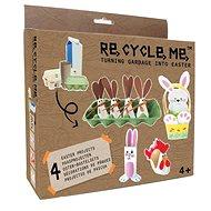 Súprava Re-cycle me –  Veľkonočná menšia závesná