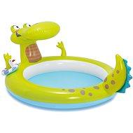 Intex Bazén Krokodíl so sprchou