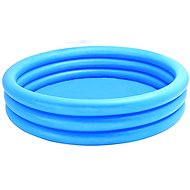 Intex Bazén kruhový modrý - Nafukovací bazén