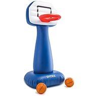Intex Koš basketbalový + 2 lopty - Nafukovacia hračka