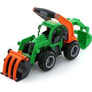 Polesie Traktor GripTruck nakladač s rýpadlom